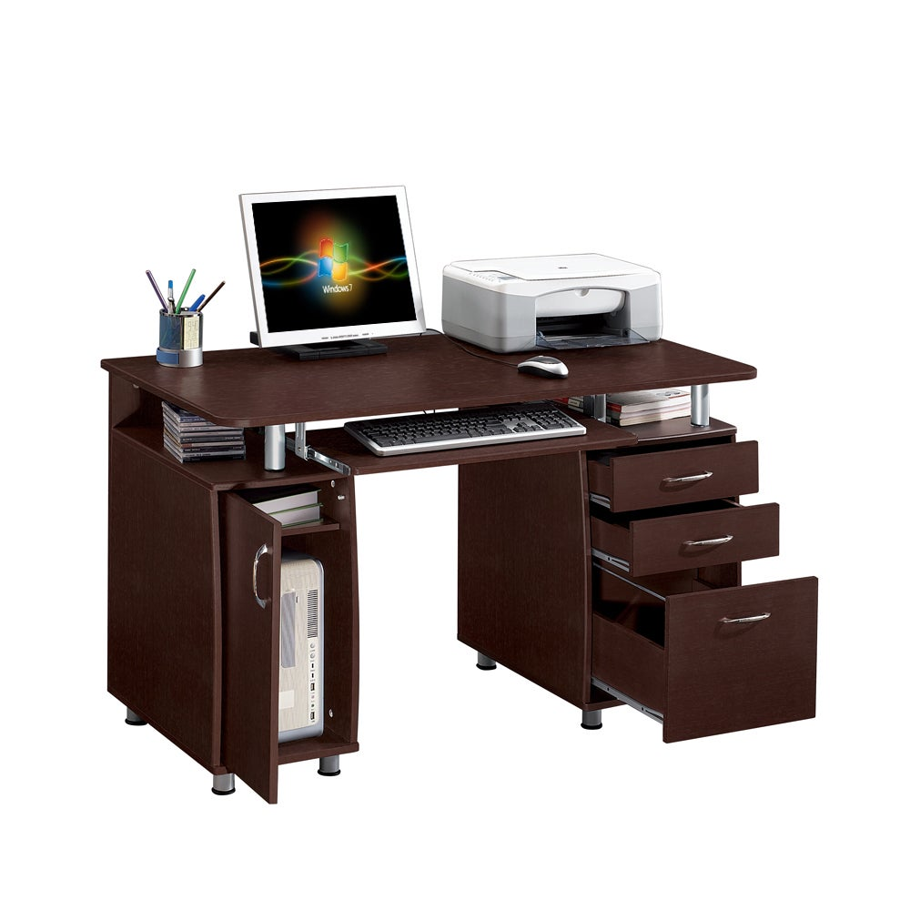 Multifunctional Office Desk with File - Home Office Furniture 2015