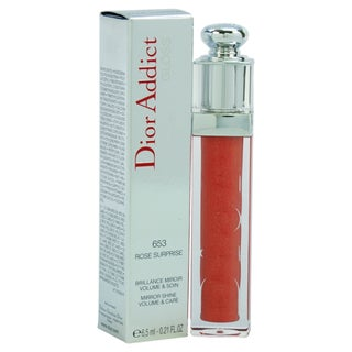 Christian Dior Addict Gloss # 653 Rose Surprise Lip Gloss