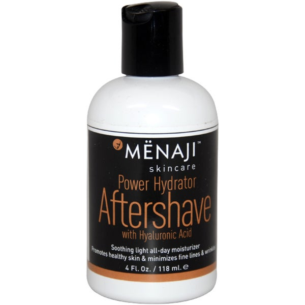 Menaji Power Hydrator Men's 4-ounce After Shave