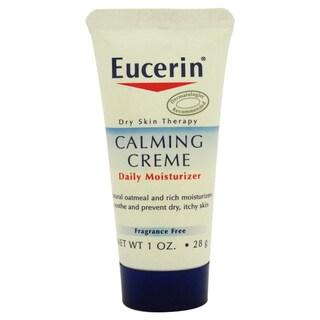 Eucerin Calming Creme Daily 1-ounce Moisturizer