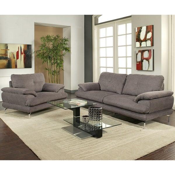 Pekeri Dark Grey Sofa