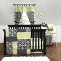 Trend Lab Waverly Rise and Shine 5-piece Crib Bedding Set