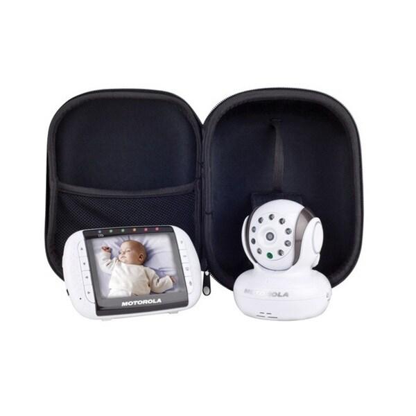 motorola mbp34t 3 5 inch wireless video baby monitor 16172298 shopping big. Black Bedroom Furniture Sets. Home Design Ideas
