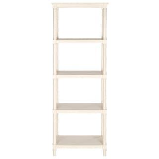 Safavieh Odessa White Bookcase