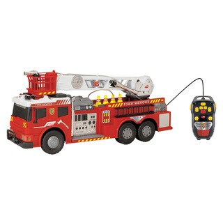 Dickie Toys Fire Rescue RC Truck