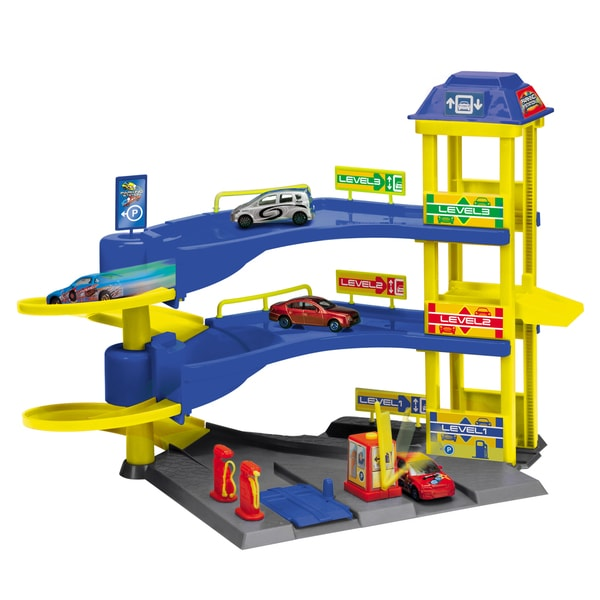 Dickie Toys Parking Station Playset