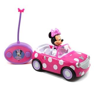 Jada Toys Disney Minnie Mouse Radio Control Car