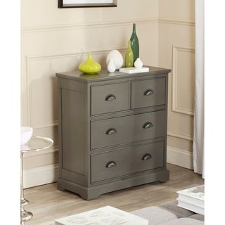 Safavieh Prudence Grey Chest Of Drawers