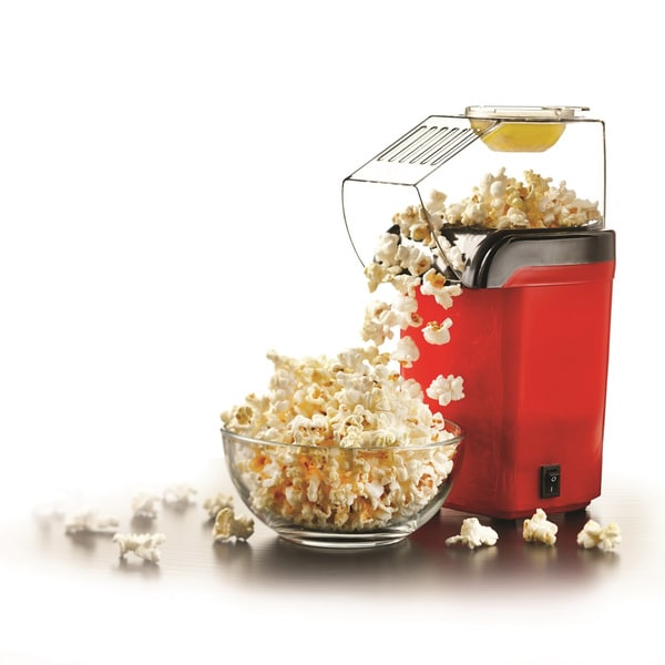 Brentwood PC-486R Red Hot Air Popcorn Maker 12805435