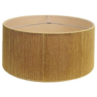 Round Natural Rope Lamp Shade