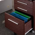 Modern Design Office Locking File Cabinet Computer Desk