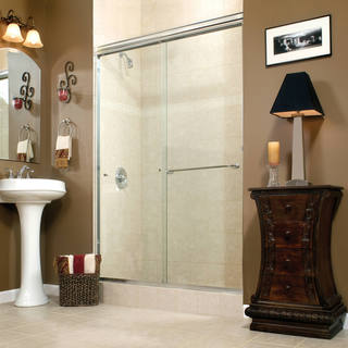 Filigree 71x48-inch Shower Door