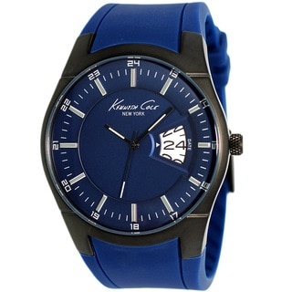 Kenneth Cole Men's KC1991 New York Dark Blue Watch
