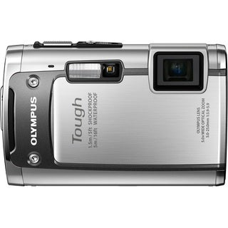 Olympus TG-610 Tough 14 MP Digital Camera With Kit