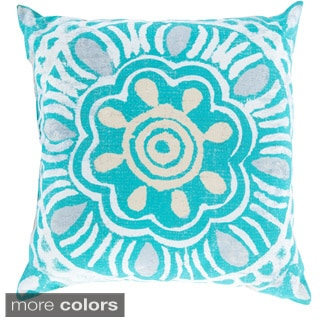 Atlantis Outdoor Safe Decorative Throw Pillow