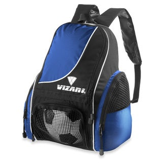 Vizari Sport Solano Royal Blue Soccer Backpack