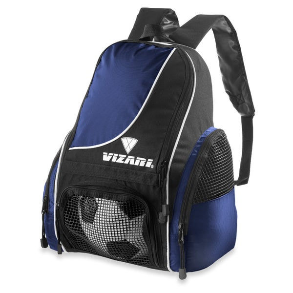 Vizari Sport Solano Navy Soccer Backpack