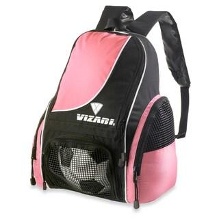 Vizari Sport Solano Pink Soccer Backpack