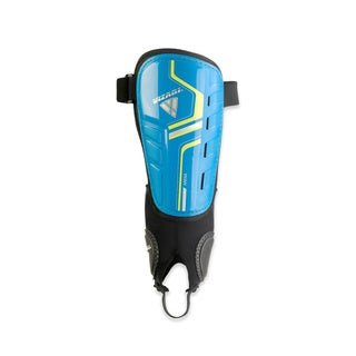 Vizari Sport 'Arena' Medium Blue Shin Guards