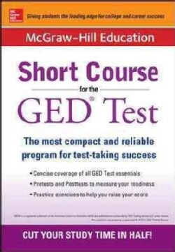 McGraw-Hill Education Short Course for the GED Test (Paperback)