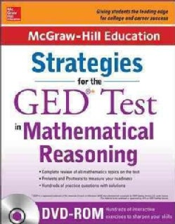 McGraw-Hill's Education for the GED Test in Mathematical Reasoning