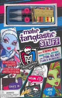Monster High Make Fangtastic Stuff (Hardcover)