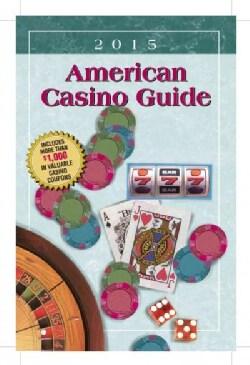 American Casino Guide 2015 (Paperback)