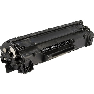 V7 Toner Cartridge - Replacement for HP (CE285A) - Black