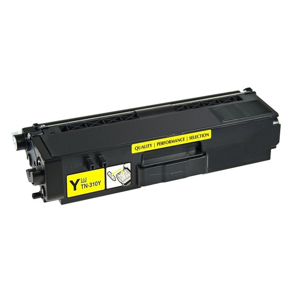 V7 Toner Cartridge - Alternative for Brother (TN315Y) - Yellow