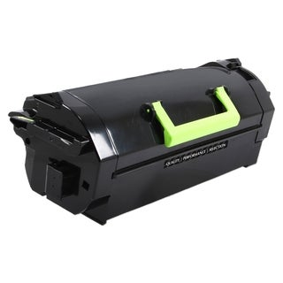 V7 Toner Cartridge - Replacement for Lexmark (52D0HA0) - Black