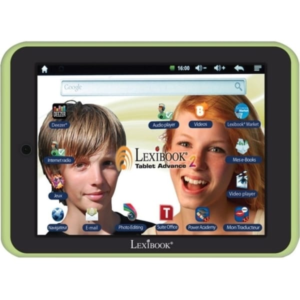 Lexibook Kids Tablet Advance 2