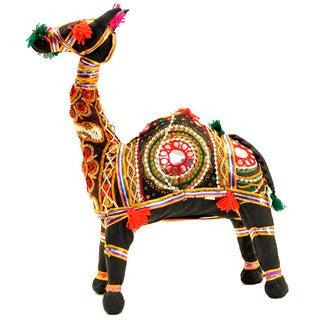 Handmade Camel Ornament (India)