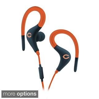 iHip NFL Team Ear-hook Microphone Earbuds