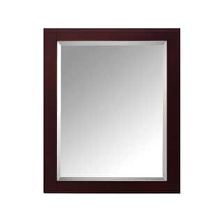 Avanity Modero 28-inch Mirror in Espresso Finish
