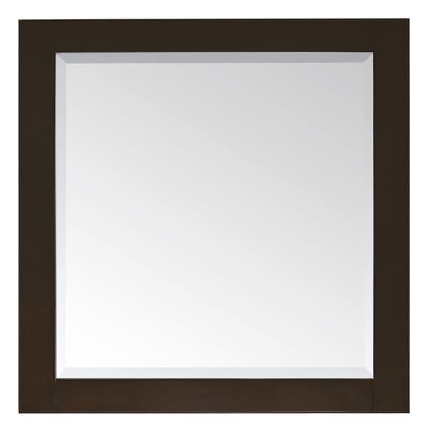 Avanity Lexington 36-inch Mirror in Light Espresso Finish