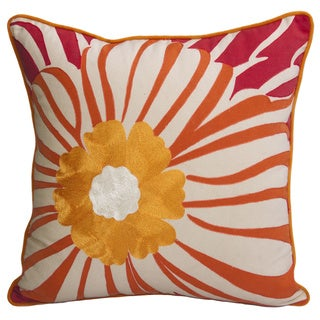 Jovi Home Gloria 18-inch Decorative Pillow