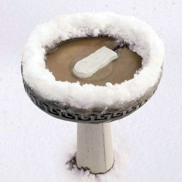 K&H Pet Products Ice Eliminator 50-watt Bird Bath De-Icer