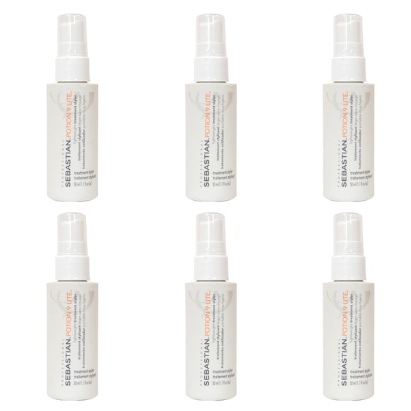 Sebastian Potion 9 Lite Layer to Eternity 1.7-ounce (Pack of 6)