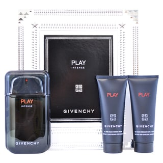 Givenchy Play Intense Men's 3-piece Gift Set