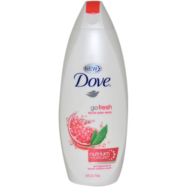 Dove Go Fresh Revive Pomegranate & Lemon Verbena Scent 24-ounce Body Wash