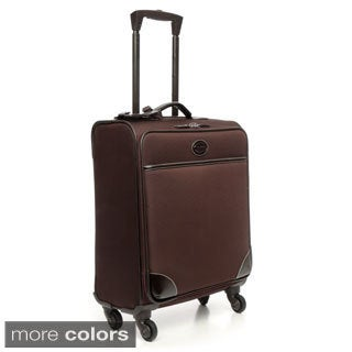 Bric's Pronto 20-inch Widebody Carry On Spinner Upright Suitcase