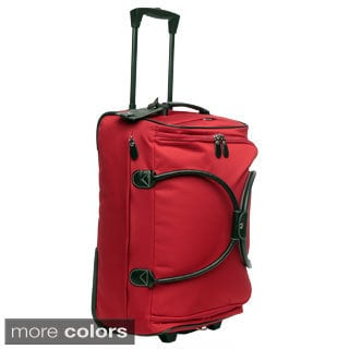 Bric's Pronto 21-inch Carry On Rolling Upright Duffel Bag