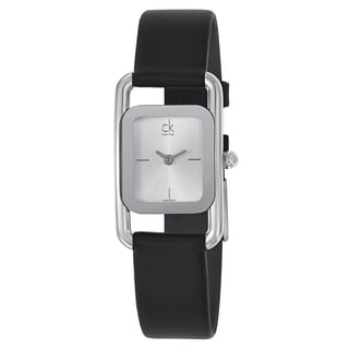 Calvin Klein Women's 'Modern' Black Swiss Quartz Watch