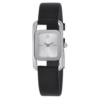 Calvin Klein Women's 'Modern' Black Swiss Quartz Watch