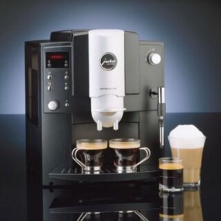 Jura-Capresso 13187 Impressa E8 Automatic Coffee and Espresso Center - Black (Refurbished)