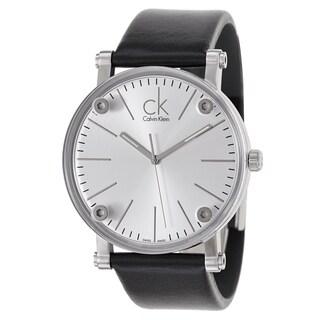 Calvin Klein Men's 'Cogent' Stainless Steel Swiss Quartz Watch