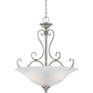 Duchess with Antique Nickel Finish 4-light Pendant