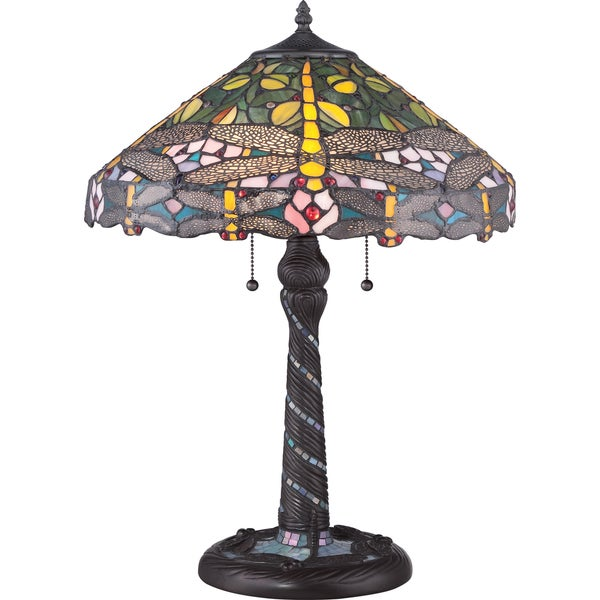 Tiffany Jonas Table Lamp