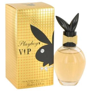 Playboy VIP Women's 2.5-ounce Eau de Toilette Spray