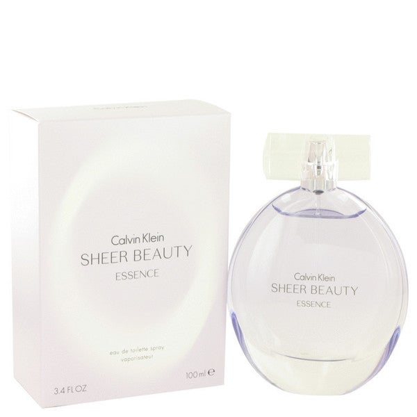 Calvin Klein Sheer Beauty Essence Women's 3.4-ounce Eau de Toilette Spray